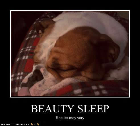 Beauty Sleep